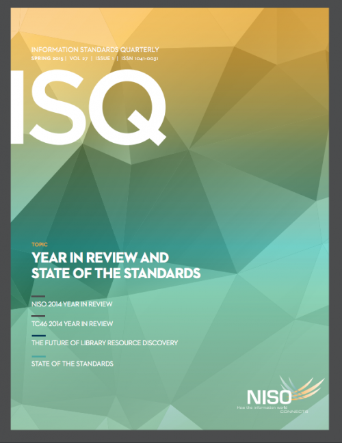 ISQ Cover Spring 2015