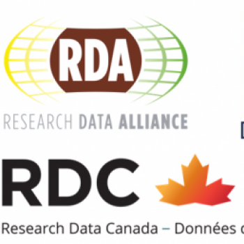 Brand Logos of the Research Data Alliance and the Research Data Canada organizations
