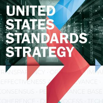 Cover Graphic of the American National Standards Institute publication.